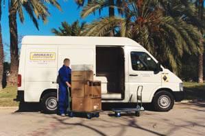 Alquiler de furgonetas grandes en Valencia