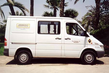 Alquiler furgoneta valencia 6 plazas