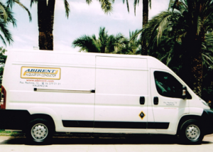 Alquiler furgoneta Valencia mudanzas