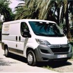 Alquiler furgonetas en Valencia sin conductor