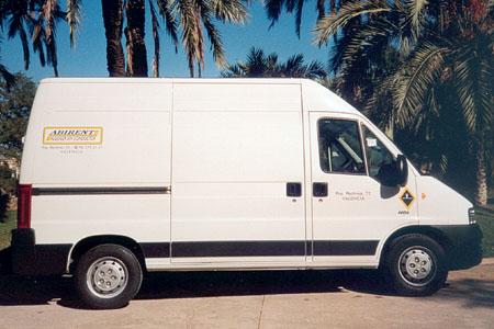 alquiler furgoneta valencia