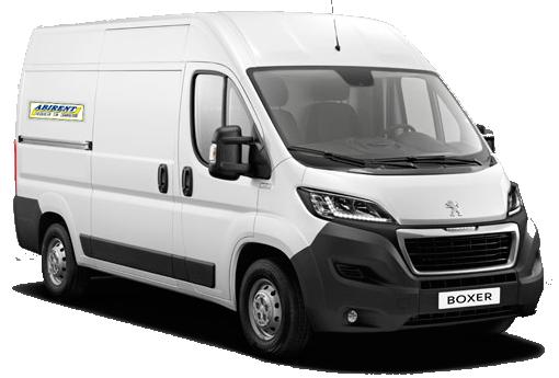 alquiler furgonetas en Valencia al mejor precio